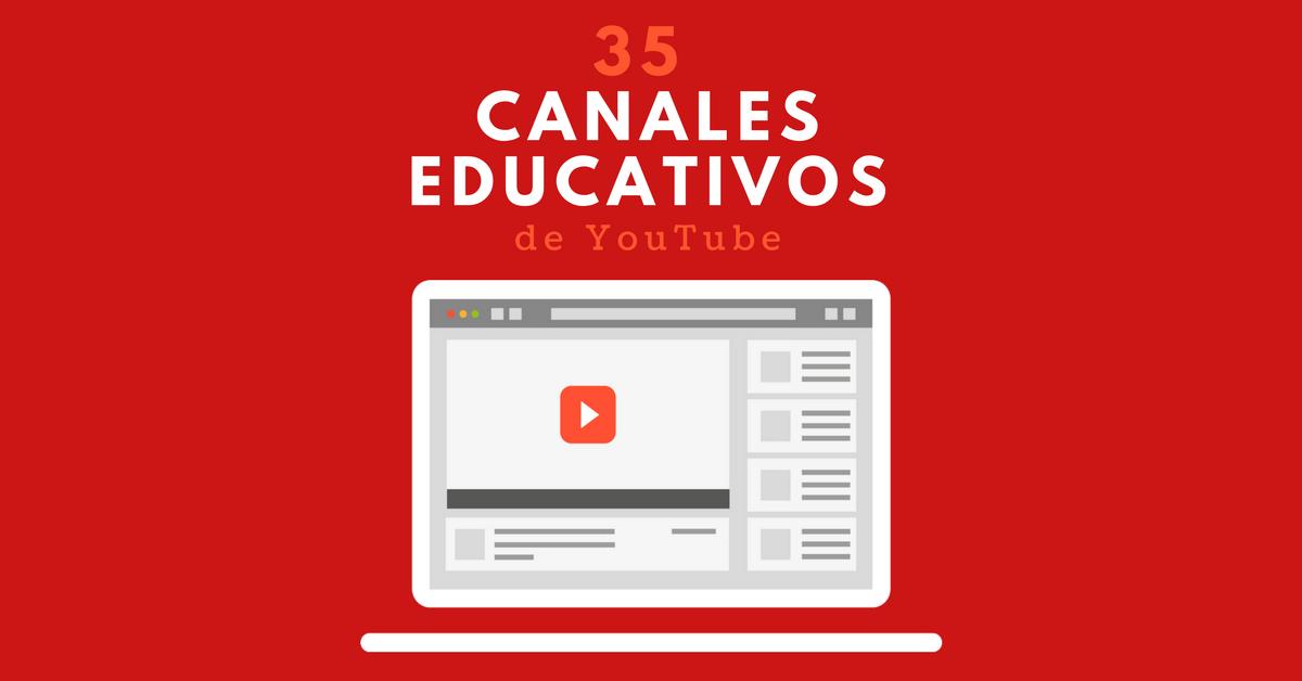 Los mejores canales educativos en YouTube - Aprende